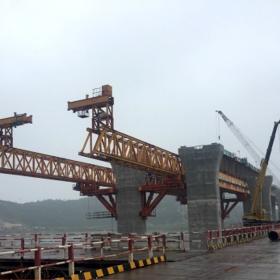 移动模架架桥机